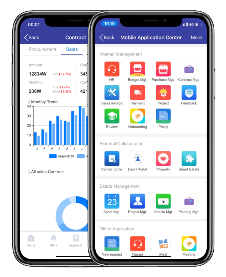 Remote work - low code workflow apps