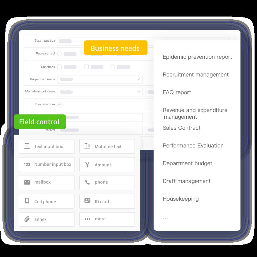 Weaver ebuilder form engine business digital forms